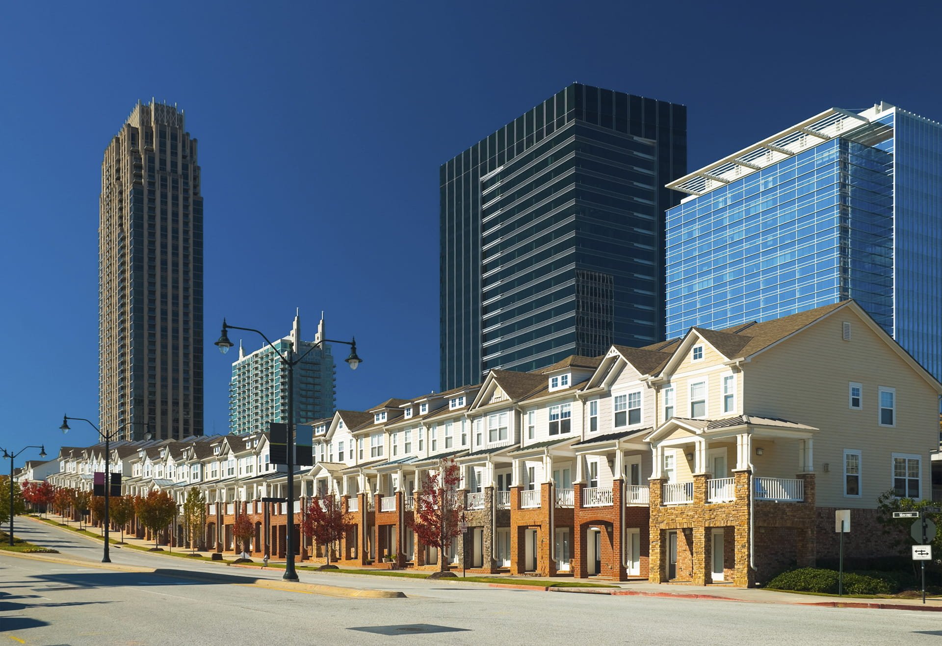 Atlanta Real Estate (Atlantic Station development)
