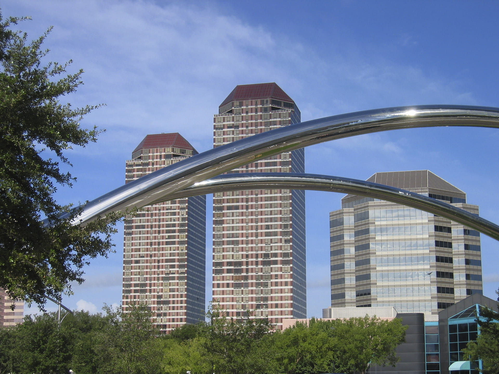 Houston Arches, USA