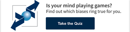 Behavioral Finance Quiz Button