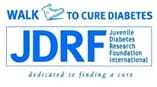 JDRF To Cure Diabetes logo
