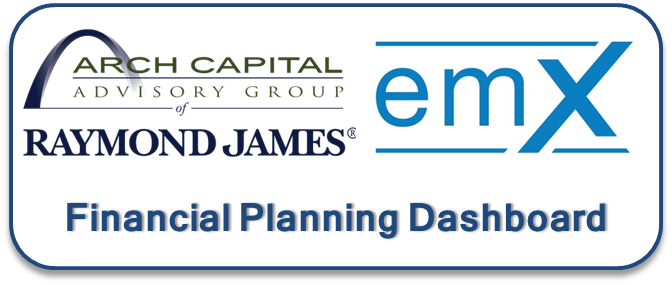 Financial Planning Dashboard Button Image