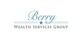 Berry Wealth Services Group logo with white background