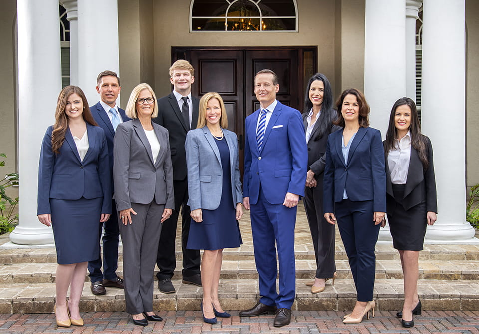 Boynton Financial Group Team Photo