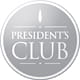 Presidents Club Badge