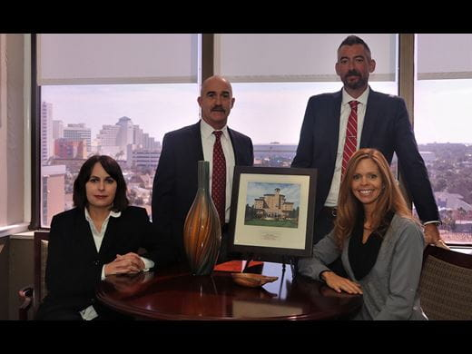 Brian Layman Wealth Management team photo