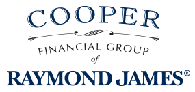 Cooper Financial Group of Raymond James logo.