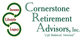 Cornerstone Retirement Advisors Inc Logo