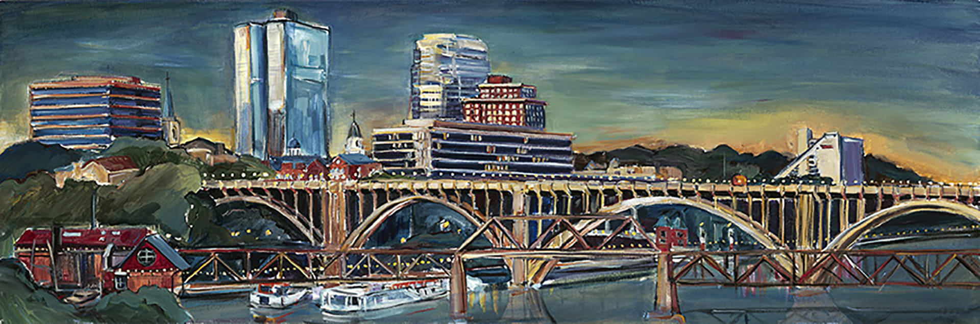 Knoxville River Escape Heather Whiteside 2015