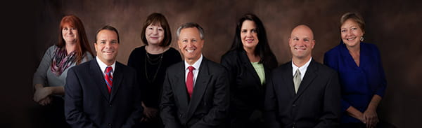 David M. King Associates team photo