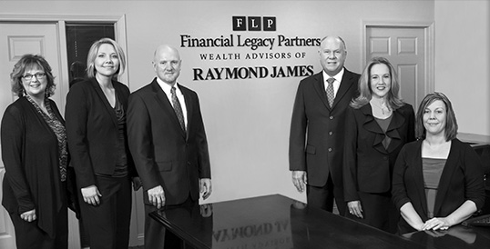 Financial Legacy Partners, Wealth Advisors of Raymond James team photo