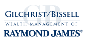 Gilchrist/Bissell Wealth Management of Raymond James logo.