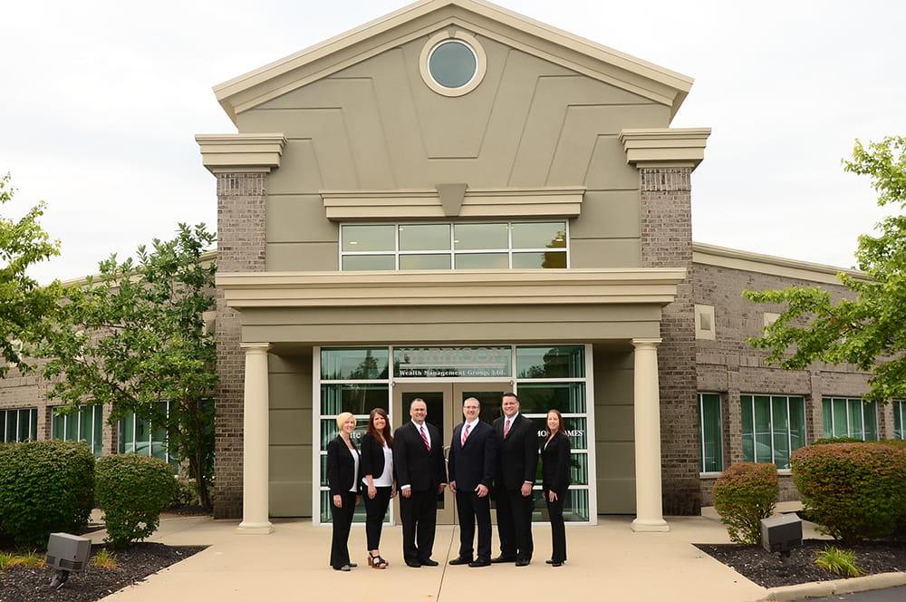 Harrison Wealth Management Group Team Photo