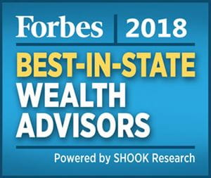 Forbes 2018 Best in State Wealth Advisor Award