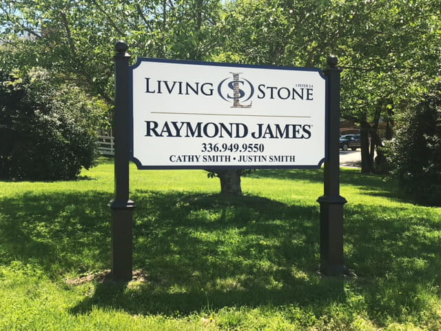 Livingstone Sign