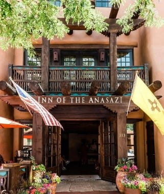 Inn of The Anasazi Santa Fe
