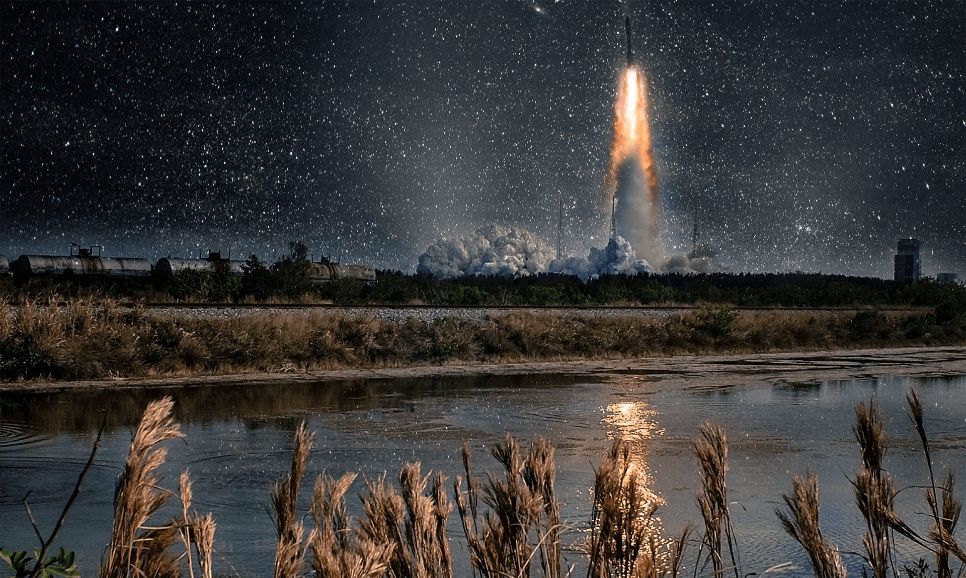 Rocket Launch Image
