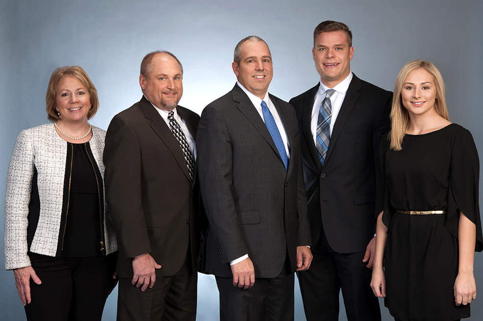Morton Private Wealth Strategies, Inc. Team Photo