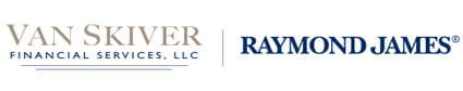 Van Skiver Financial Service, LLC and Raymond James co branded logo