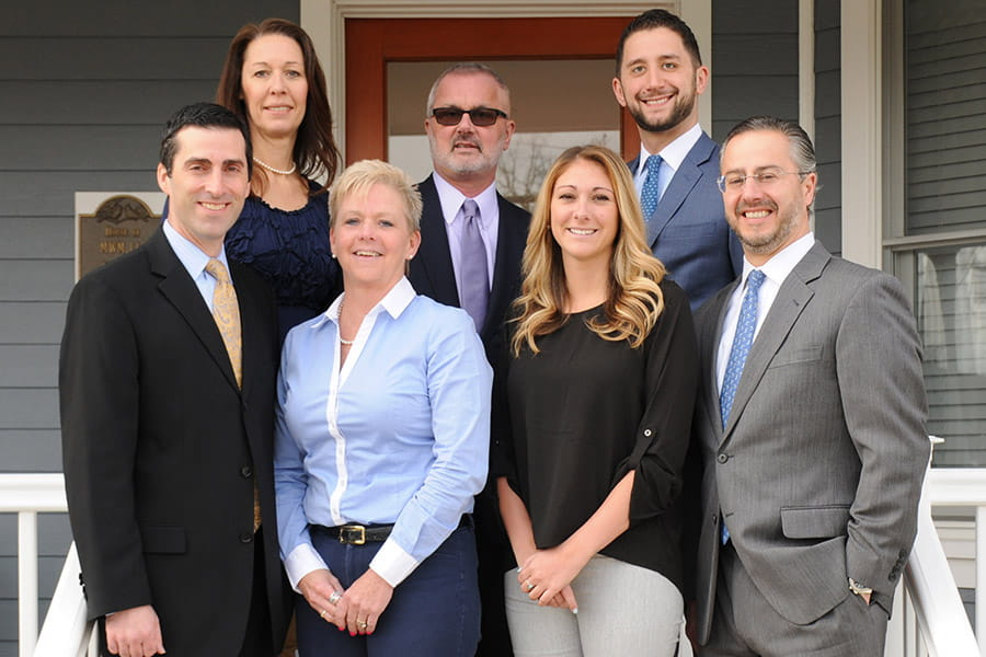 Morristown Wealth Management Team Pic
