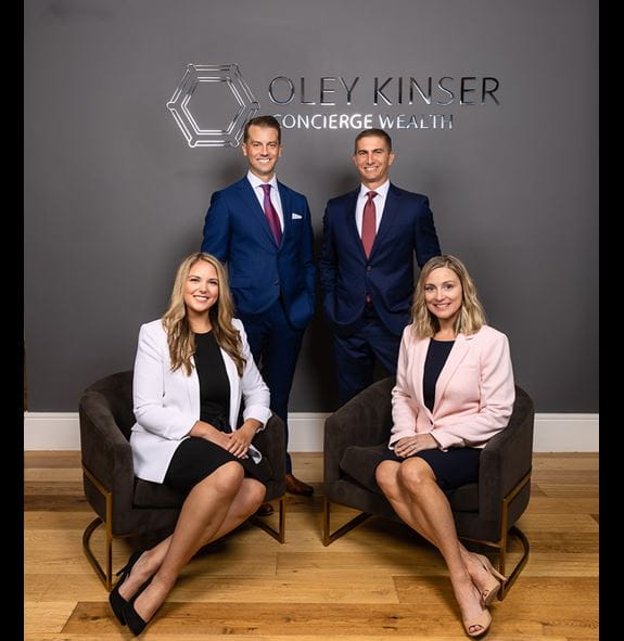 Oley Kinser Wealth Team Image