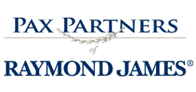 PAX Partners of Raymond James mobile logo