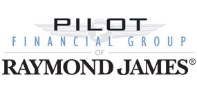 Pilot Financial Group of Raymond James Logo