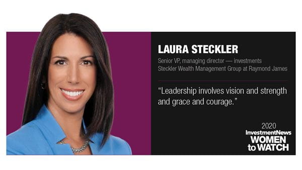 Laura Steckler Women to Watch