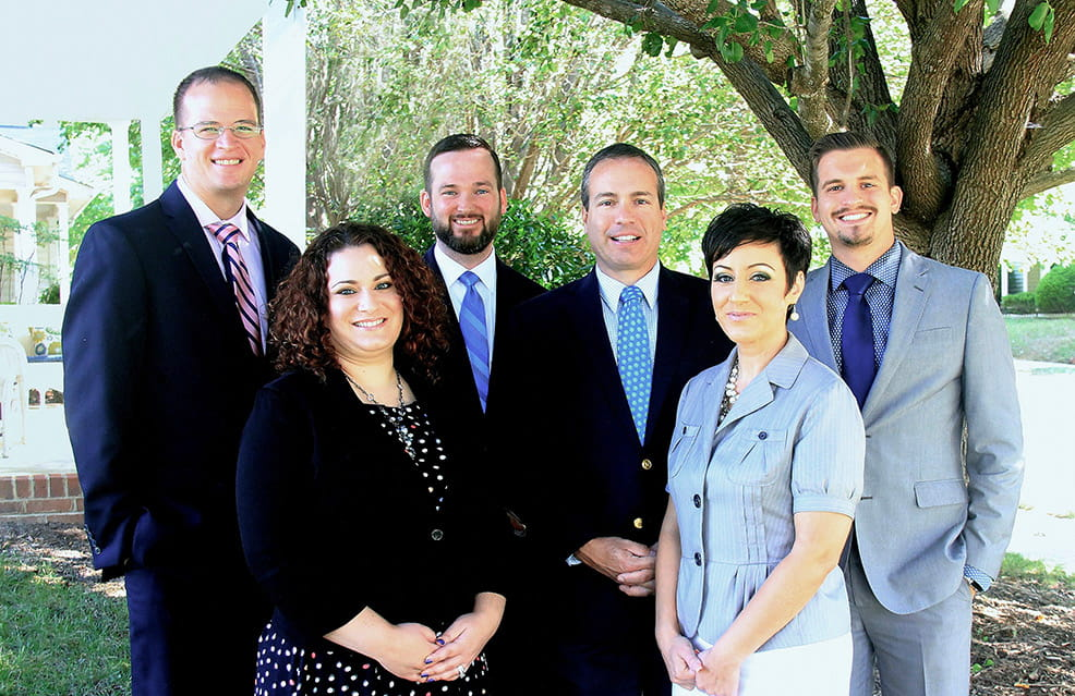 Sterling Fox Financial Services Team Photo