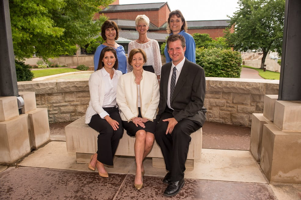 Susan Dick Financials Team Image