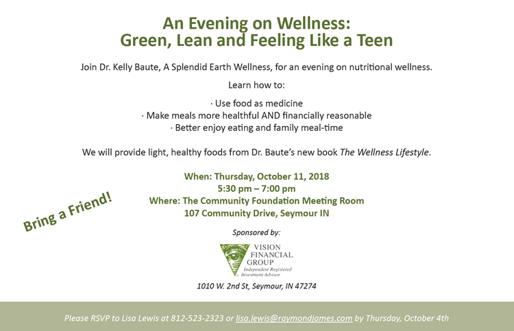 Evening on Wellness Event