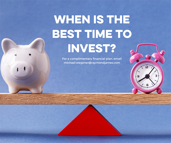 Ep 32 When Is The Best Time To Invest