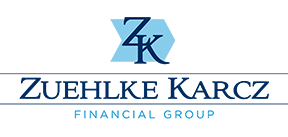 ZK Financial Logo