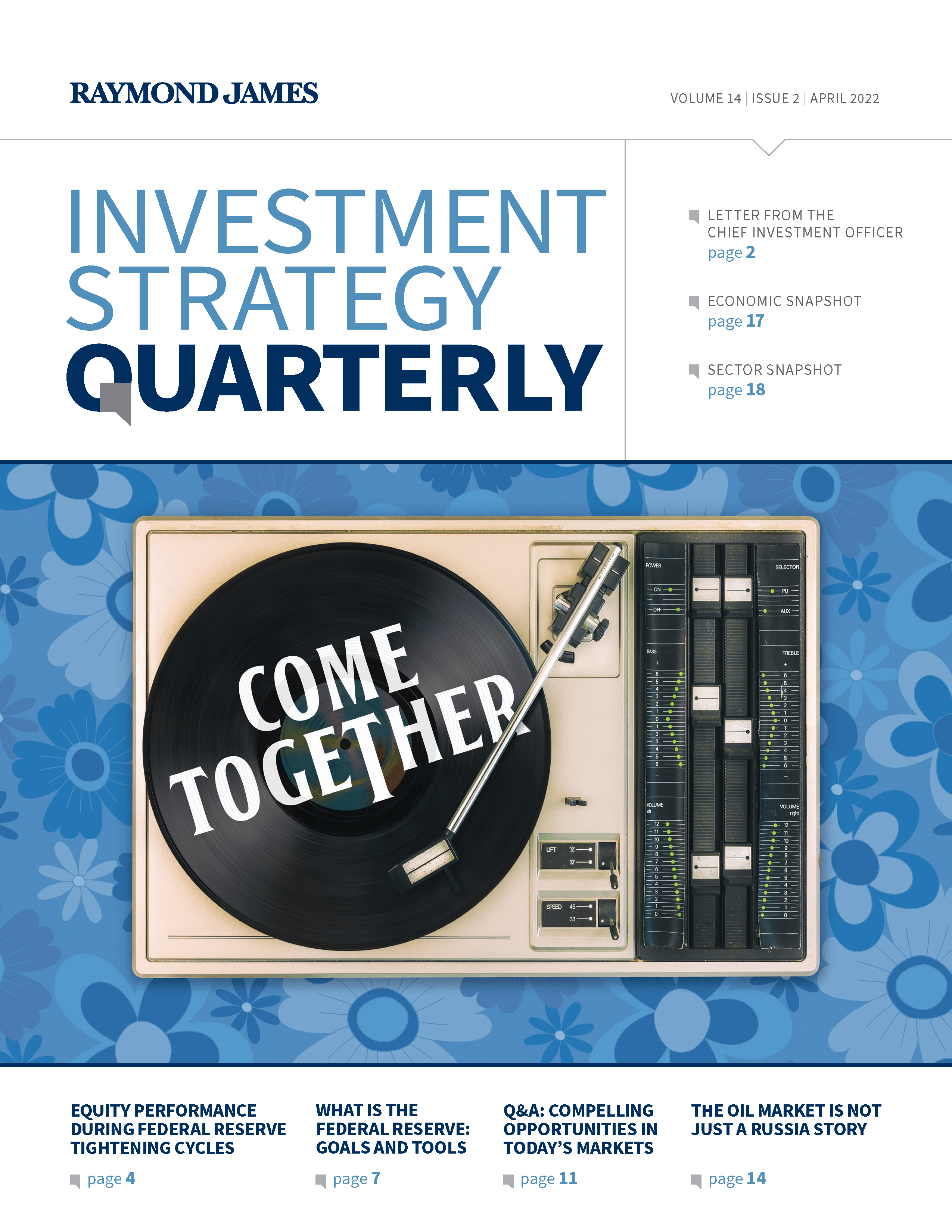 Read the full Investment Strategy Quarterly
