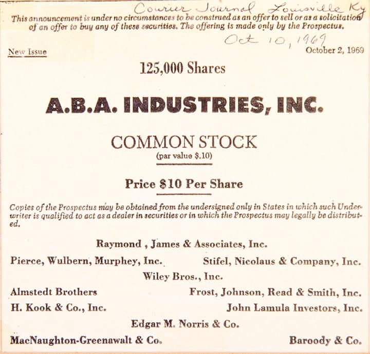 Company History - About Us | Raymond James