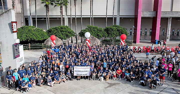 2019 Tampa Bay Heartwalk Raymond James