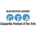Gasparilla Festival of the Arts Logo