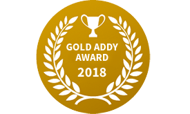 2018 Gold Addy
