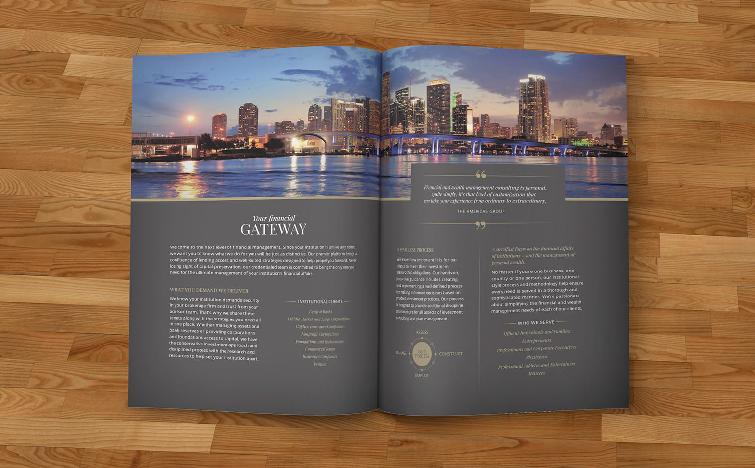 The Americas Group Brochure