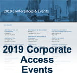 corporate access events