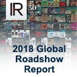 Global Roadshow Research report