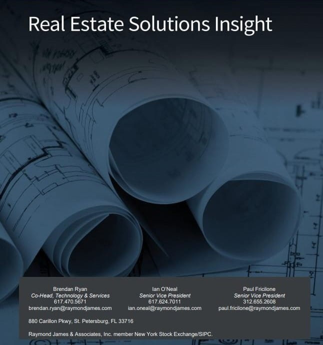 Real Estate Solutions newsletter