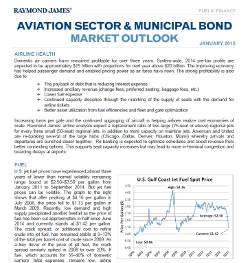Aviation sector and municipal bond market