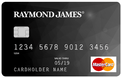 Raymond james credit card cash management raymond james business mastercard reheart Gallery