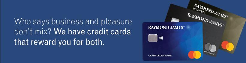 Raymond James Credit Card - Cash Management | Raymond James
