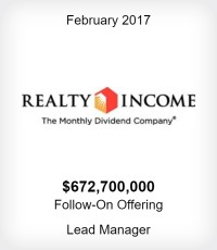 Reits real estate investment banking raymond james as a reit and its monthly dividends are supported by the cash flow from over 4400 real estate properties owned under long term lease agreements with platinumwayz