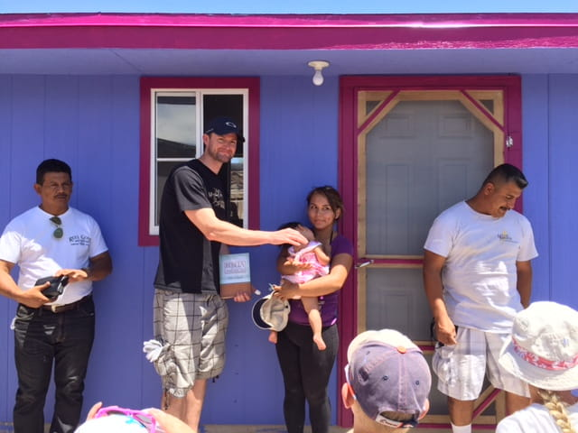 David's recent Mission Trip to Juarez, Mexico